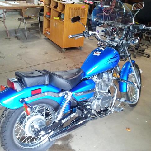 2009 Honda Rebel 250