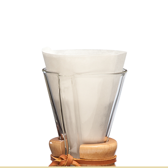 Chemex filters 1-3 cup 'FP-2'