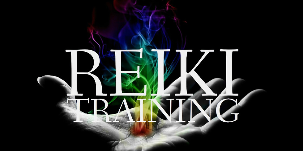 Reiki 2nd Degree Training