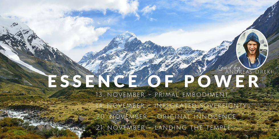 Essence of Power