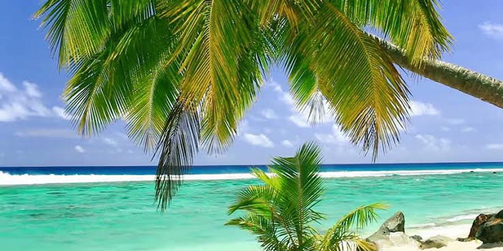 Reiki in Rarotonga - 7 days