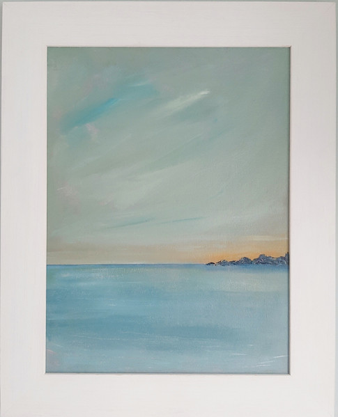 """Sea of Serenity, Dorset"""
