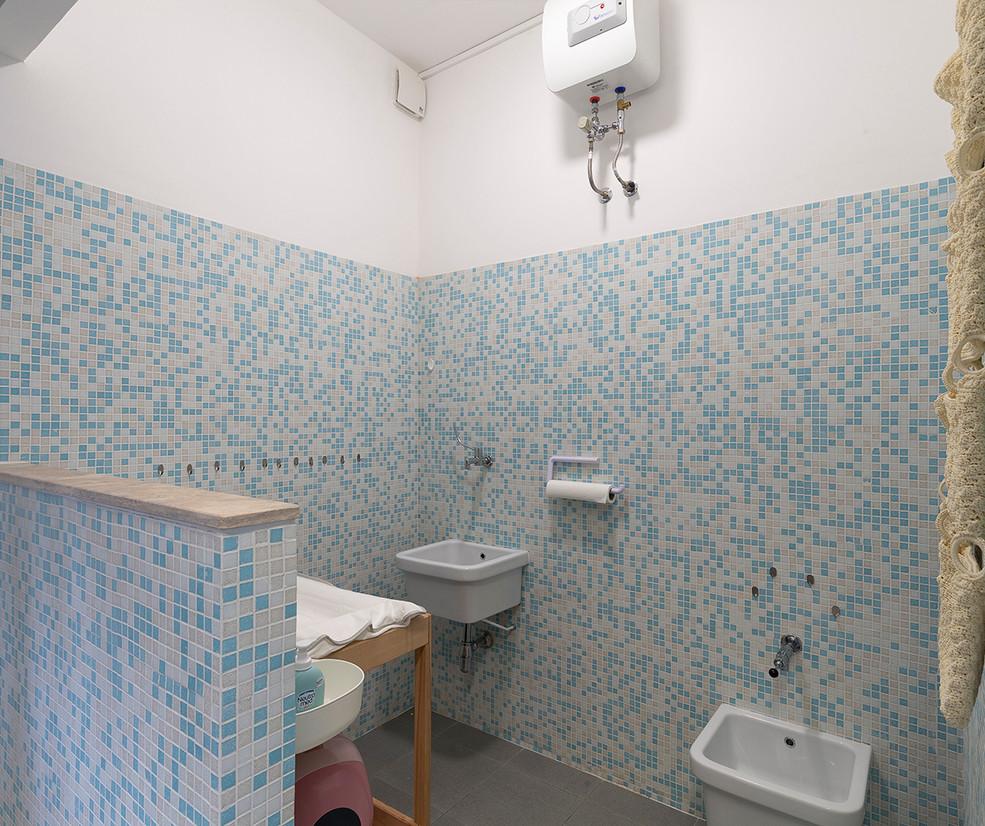 sala igienica dei piccoli