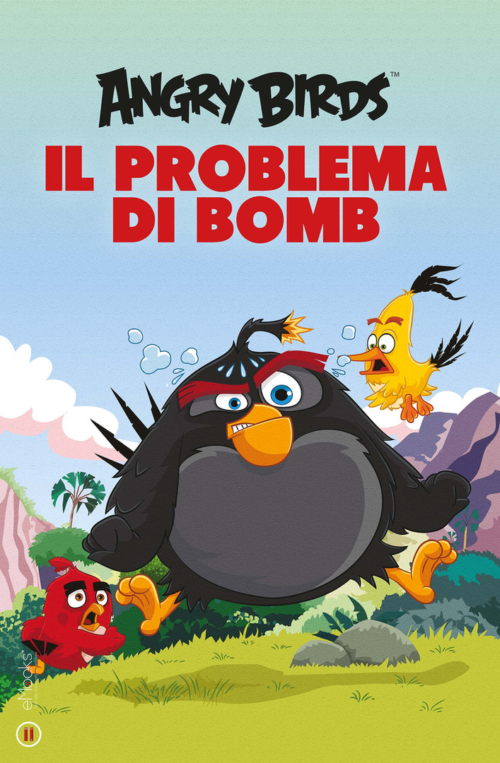 Angry Birds STORYBOOKS cover store ITA3.