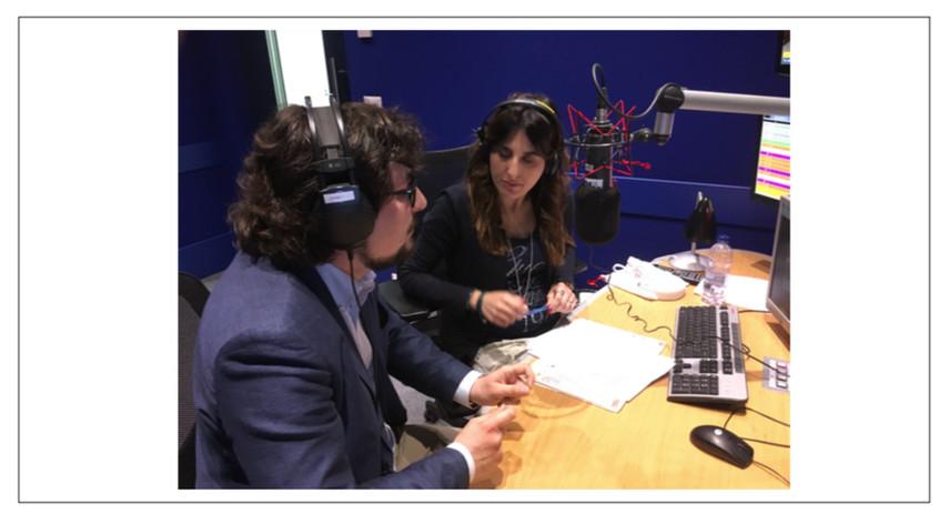 Pomeriggio InBlu (Radio InBlu)