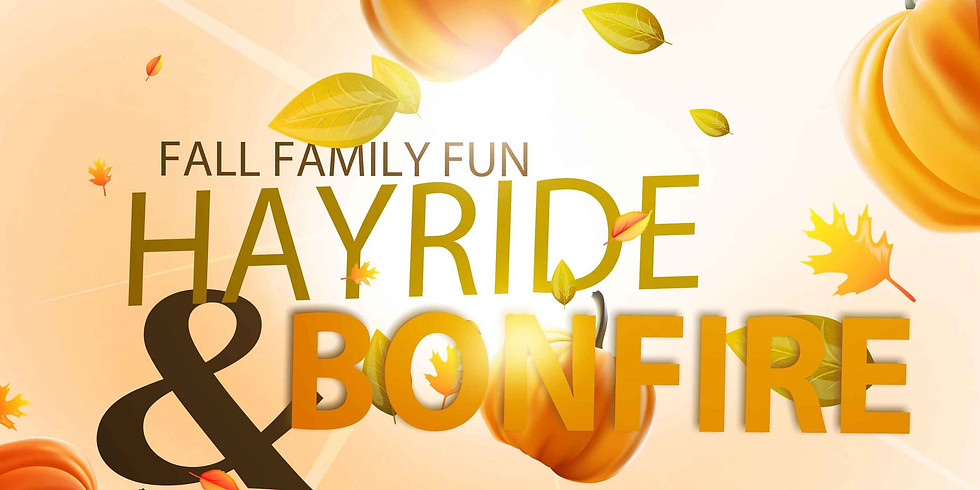 Annual Hay Ride & Bonfire at the Livingstons