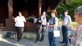Sommersitzung der Ortsvertreterinnen