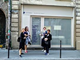 Day 4 Galeries Marais district Paris