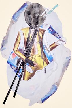 Madeleine Schwinge - Collage