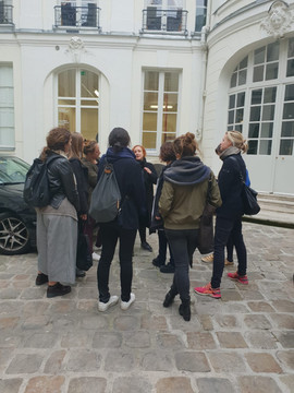 day7 Galeries Saint Germain Kamel Menouj