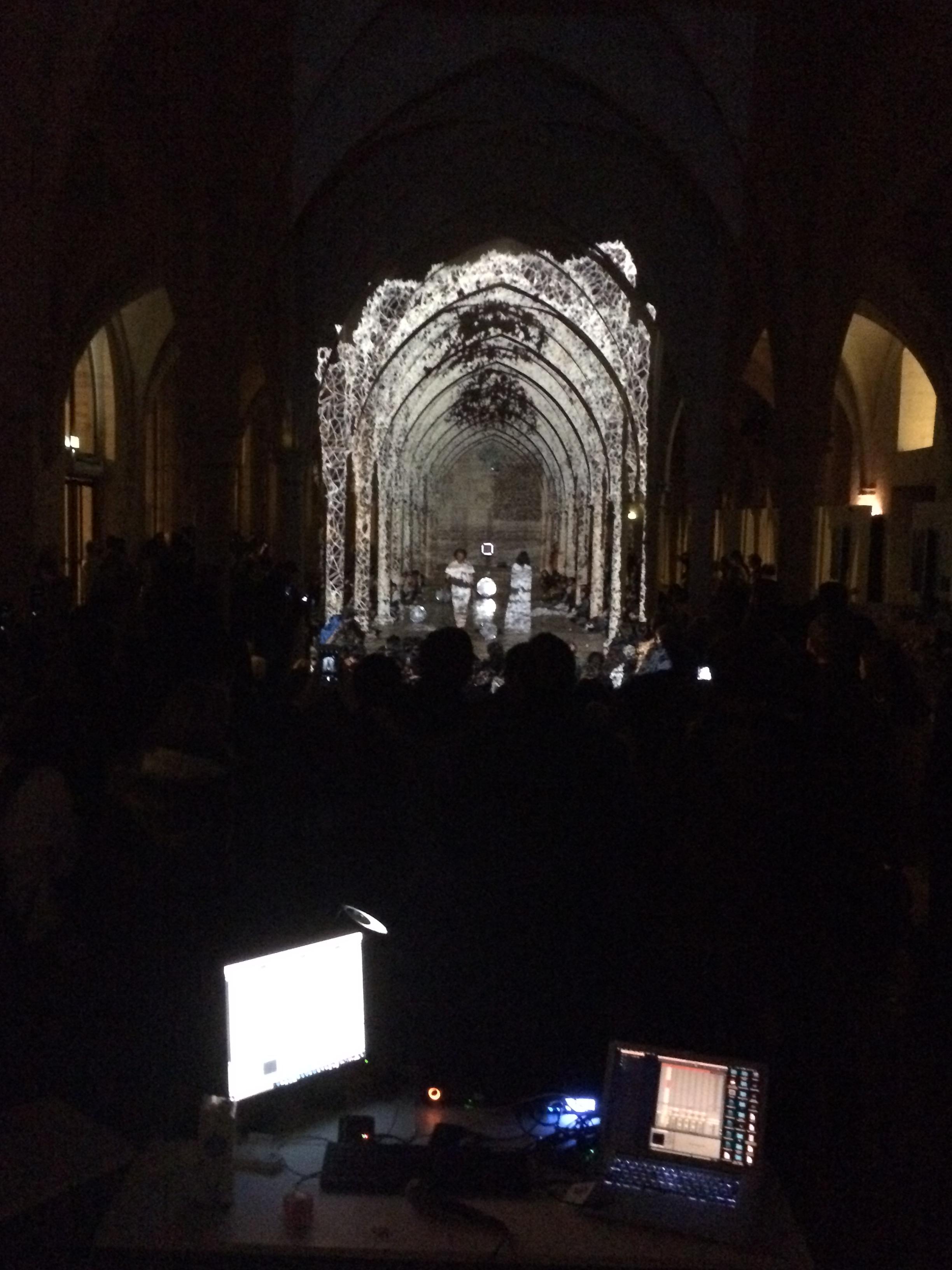 Nuit Blanche 2017, Fernando Favier, Prazer Lazer (2)