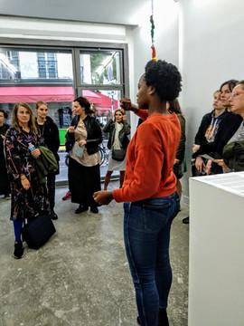 Day 3 Galeries Belleville district Paris