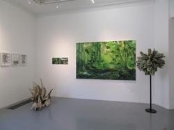 Exposition Utopia Botanica, galerie Laur