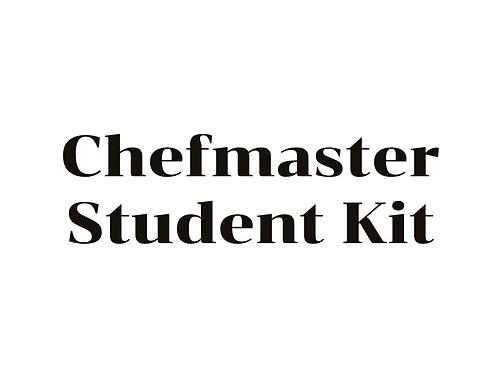 Chefmaster Student Kit
