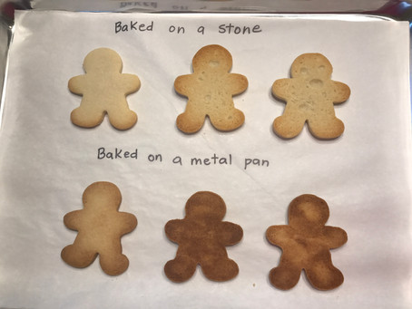 What are you baking on and what difference does it make?