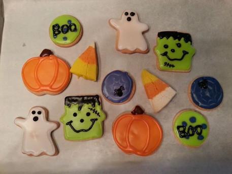 How happy is Halloween_