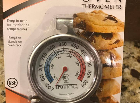 How HOT is your oven?