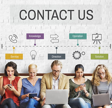 Contact Us Help Business Consulting Supp