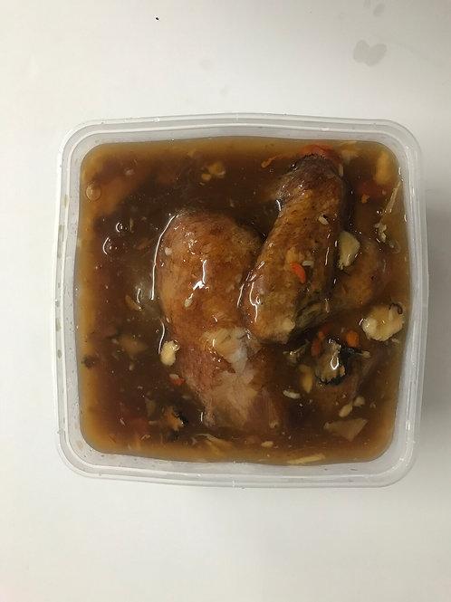Herbal Half Chicken (Frozen)