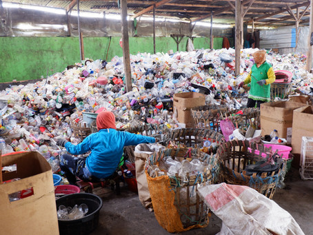Strengthening Waste Management Capacity in Indonesia