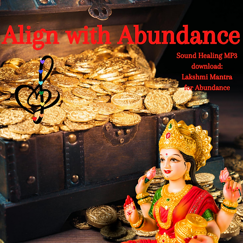 Lakshmi: Align with Abundance Sound Healing MP3