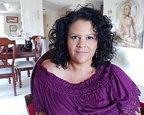 Reiki and sound healer, Martha of LoveLightVoice.com