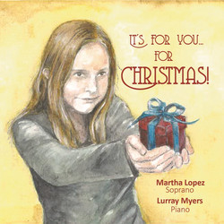 It's for You...for Christmas is a collection of seven classical and popular international Christmas