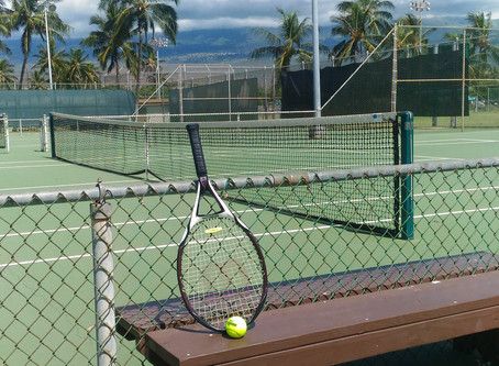 On Tennis and growth