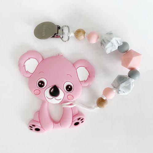 Koala Teether - Grace Clip