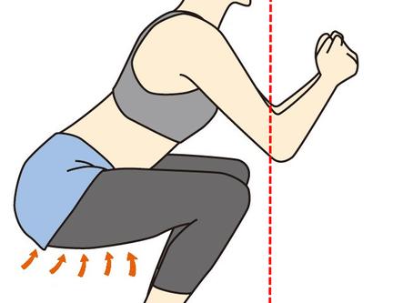 腰痛・膝痛は太ももの裏(ハムストリング)が上手く使えないから!