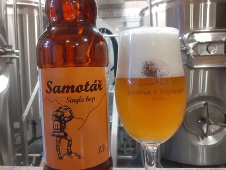 Nové pivo Samotář 13