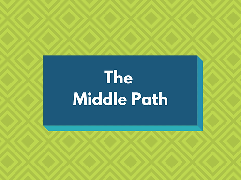 The Middle Path NCSA