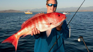 Fly Navarro with Nick Honachefsky Chief Editor of Fish Track