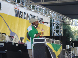 SUPA LIVE/MUSIC IN THE PARK