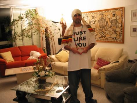 Reggae Fan From Isreal