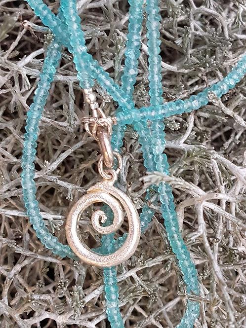 Meeresauge türkis