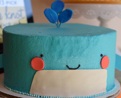 Lil' Squirt Cake