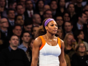 CEO LESSONS FROM SERENA WILLIAMS
