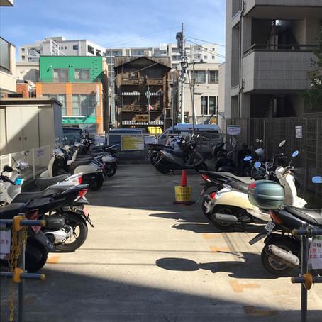 TYB戸塚バイク駐車場 月極募集のご案内