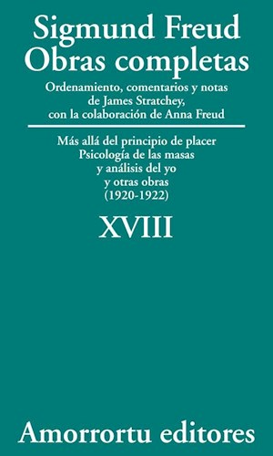 Freud XVIII