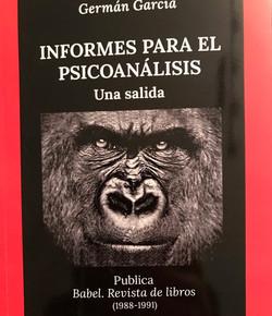 Informes para el psicoanálisis- Una sali