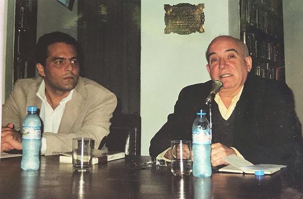 Germán García en San Fernando 12-5-2006.
