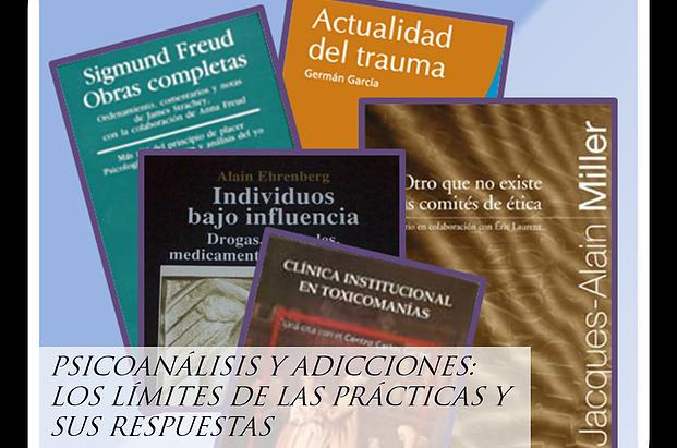 CURSO GRATUITO: Psicoanálisis y adicciones: los límites de las prácticas y sus respuestas