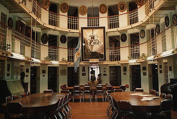 Biblioteca de San Fernando
