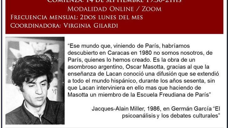 Lecturas de Masotta sobre Freud y Lacan