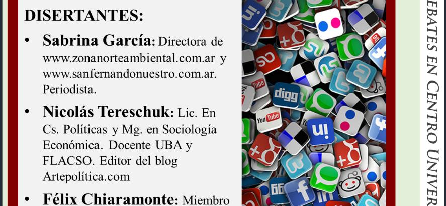 """""""La potencia de las palabras en las redes sociales y los medios de comunicación"""""""