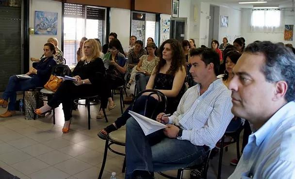 Fotos de la III Jornada de Psicoanálisis en Tigre-14 de Noviembre 2015