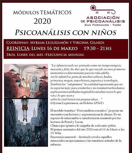 Módulo 2020