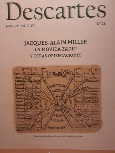 Revista Descartes N° 26- Jacques-Alain Miller- La movida Zadig y otras orientaciones