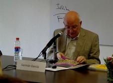 Germán García en Tigre